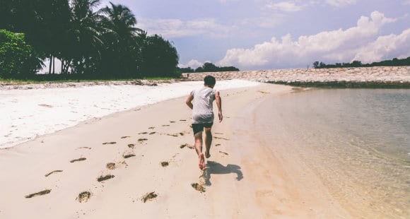 Running on The Beach: The Benefits of Sand Resistance