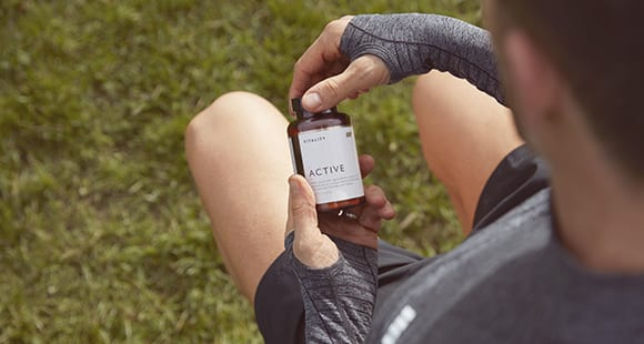 Introducing Vitality | For The Active Man
