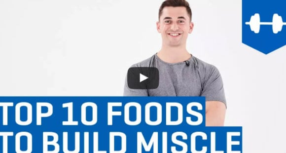 Top Foods To Build Muscle