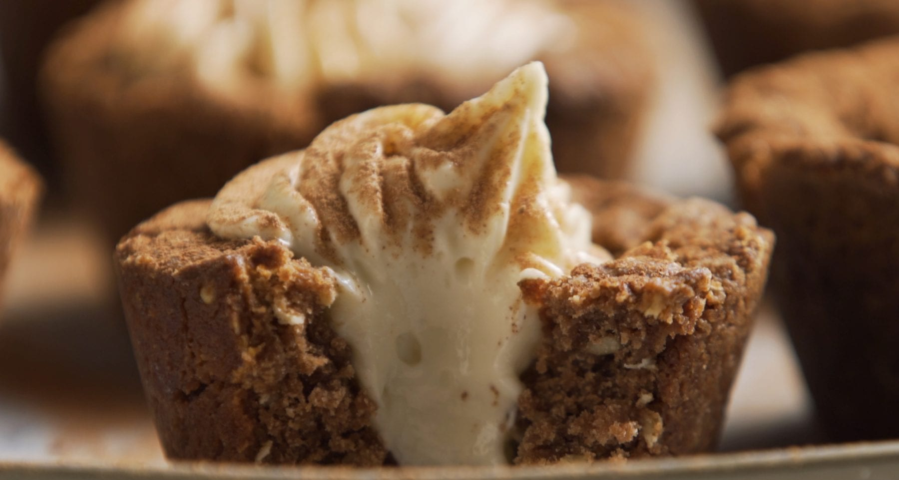 Macro-Friendly Cheesecake Cookie Cups