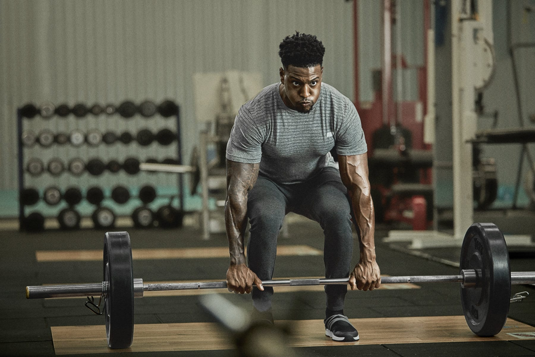 Grow Any Body Part Using Negative Reps