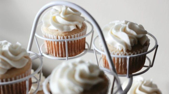 Vegan Cupcake Recipe | Healthy & High Protein