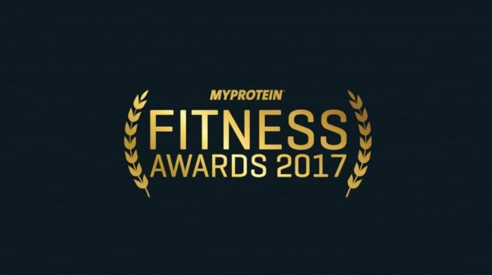 Myprotein Fitness Awards 2017 – Shortlist Announced!