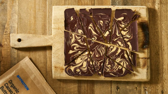 Maca Powder Recipes | 3-Ingredient Maca Chocolate Bark