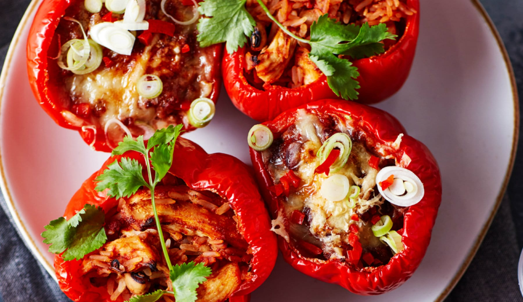 rice stuffed peppers