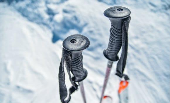 Skiing Poles