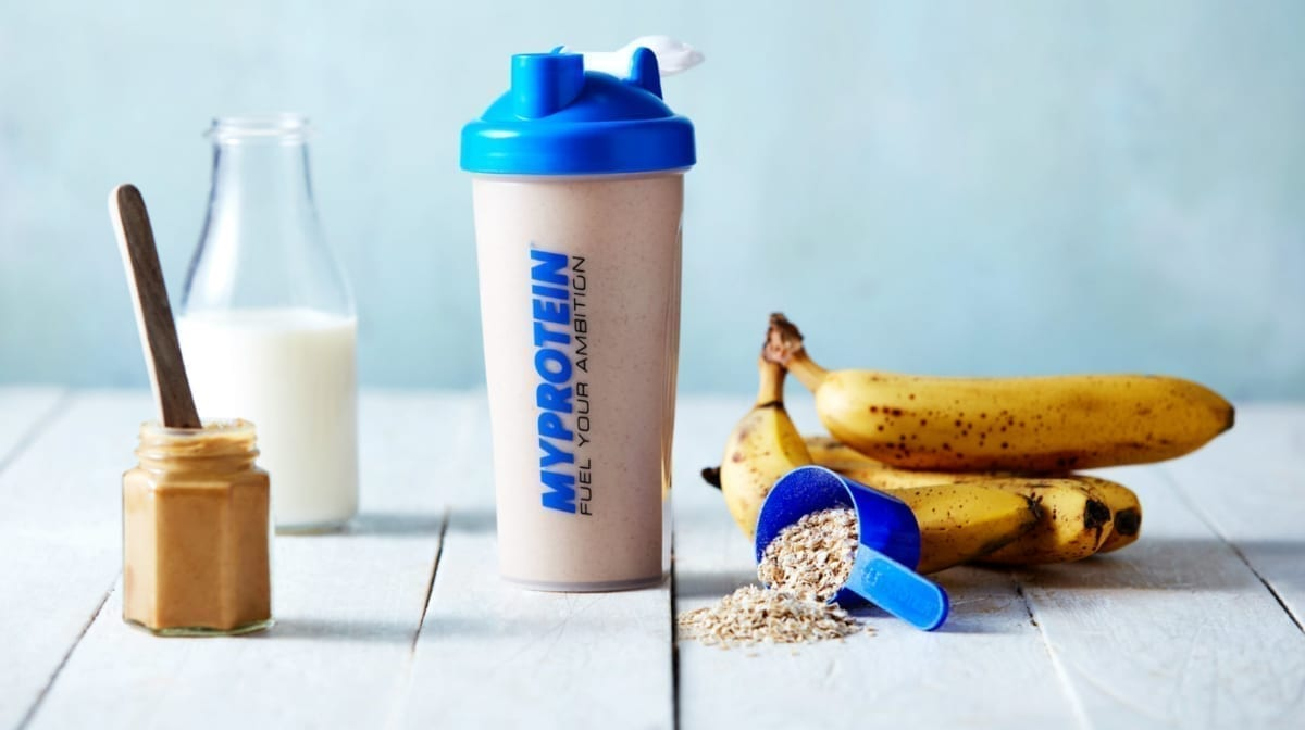 Make Homemade Meal Replacement Shakes