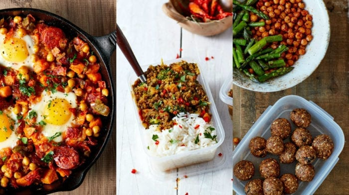30 Meal Prep Recipes For Muscle Building & Fat Loss