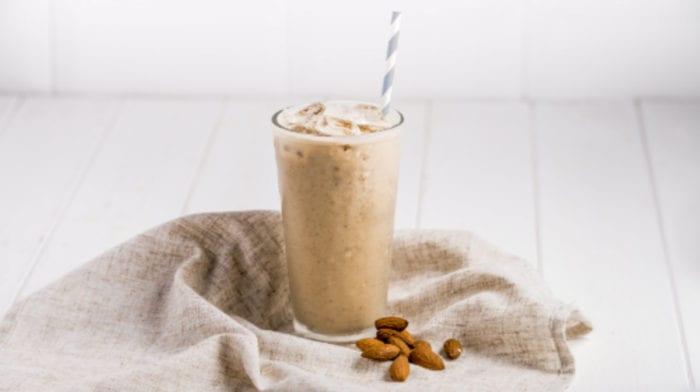 Caramel Bulking Protein Shake