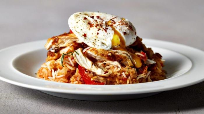 One-Pot Cajun Chicken Jambalaya | Meal Prep
