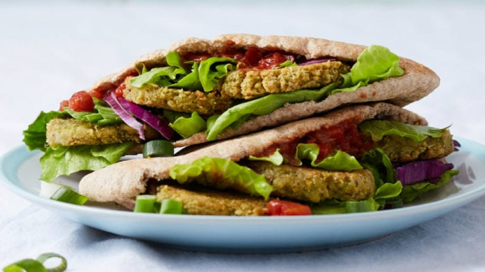Vegan Falafel Recipe | 15-Minute Vegan Dinners