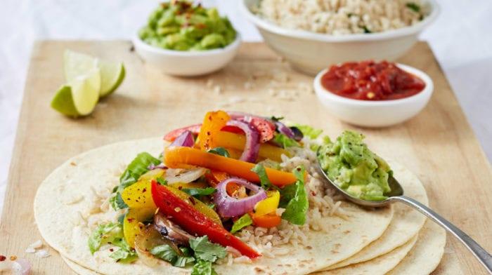 Vegan Fajitas | 15-Minute Ultimate Portobello Fajitas