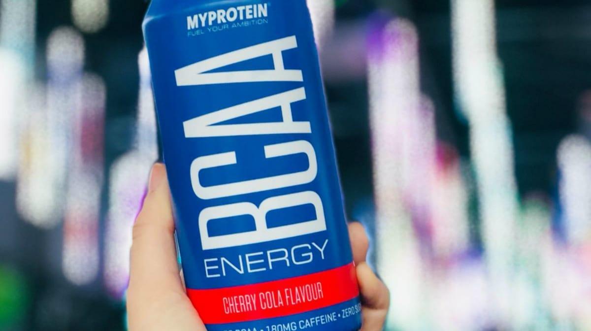 BCAA-energy