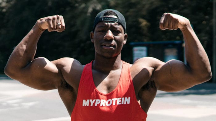 Balancing Student Life With Bodybuilding | Lubomba Shares His Secrets