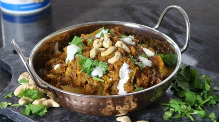 Niall's Cashew Butter Chicken Curry