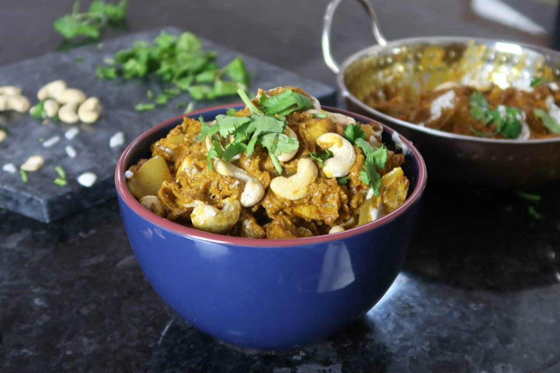 cashew butter curry