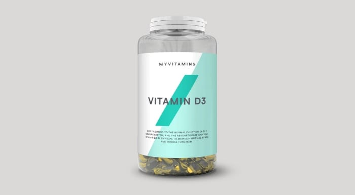 vitamin D testosterone booster