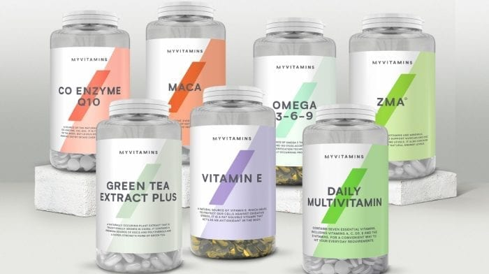 Keep Yourself In Peak Condition | Discover Our Myvitamins Range