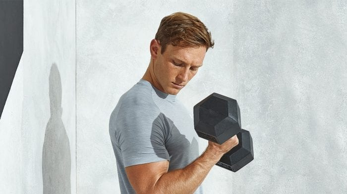 Full-Body Dumbbell Workout | Build Muscle, Make Gains