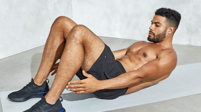 Why Flutter Kicks Are One Of The Best Exercises For Your Abs