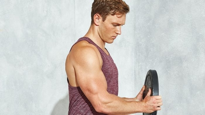 5 Killer Back Exercises For A Defined, V-Tapered Back