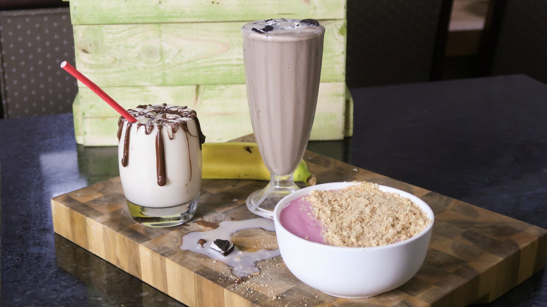 3 Healthy High-Protein Mass Gainer Shake Recipes