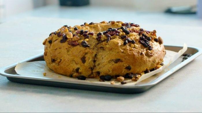 Christmas Portuguese Queen Cake Recipe – Bolo Rainha