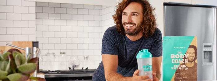 The Body Coach: A Beginner's Guide To Protein Powder