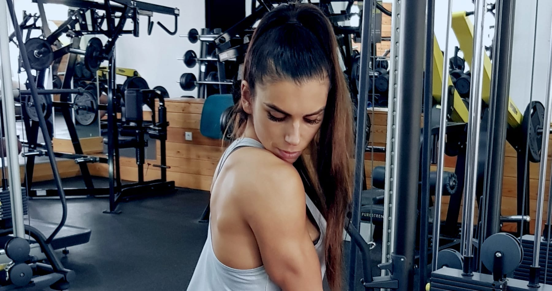 It's What They Don't See | Myprotein Pro Tatiana Costa