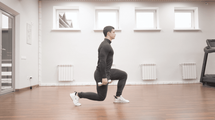 How To Do A Walking Lunge | Benefits & Technique