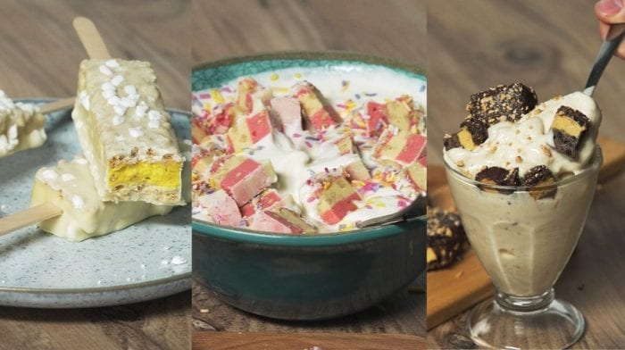 6 Layer Bar Snack Hacks