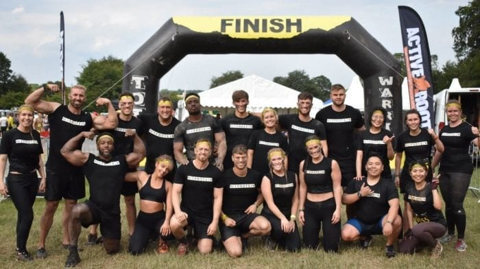 Myprotein Got Muddy — We Accepted The Total Warrior Challenge