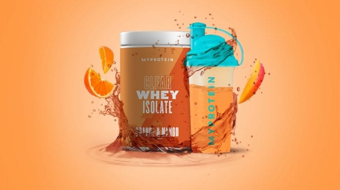 Protein Just Got Juicy | Here's What You Need To Know About Clear Whey