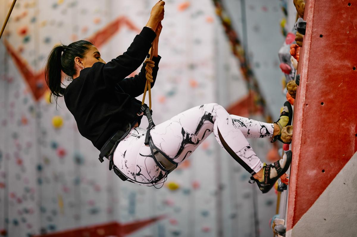Get To Grips With Kiran's #MyChallenge | Climbing Feed