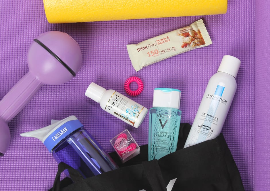 Our At-Home Gym Checklist