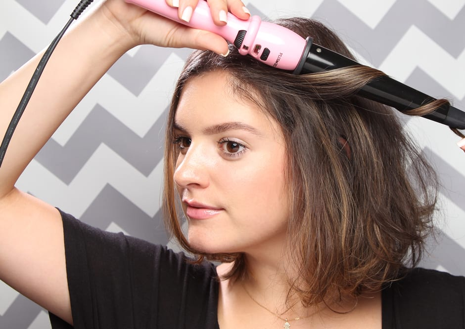 Curling-Wand