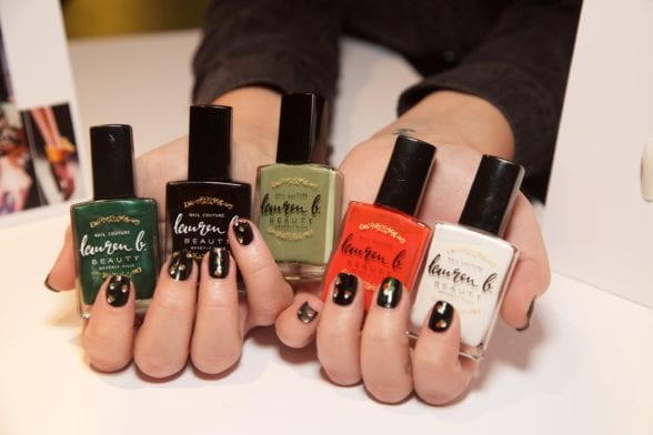 TBT: Trending Fall Manicures