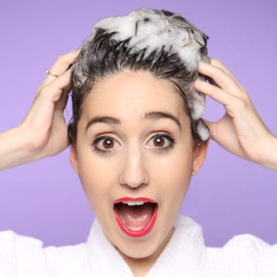 The Truth About Washing Your Hair