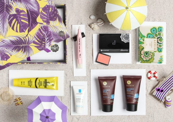Beauty Unboxed: July