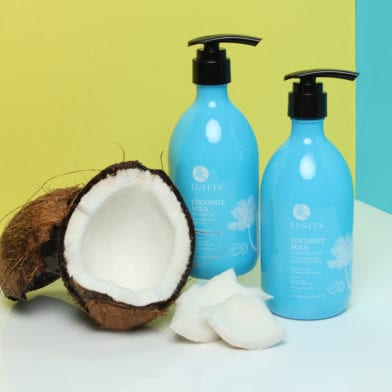 Naturally Effective, Oh So Fragrant Hair Care