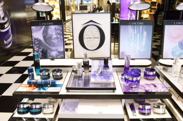 Get the VIP Treatment at Lancôme's Beauty Counter
