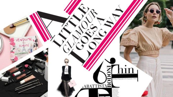 September Mood Board: Your Beauty Wardrobe Awaits