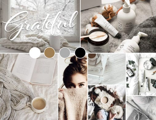 November Mood Board: We're #GLOSSYandGrateful For....