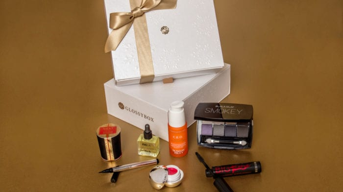 The Holiday Limited Edition GLOSSYBOX Unboxed!