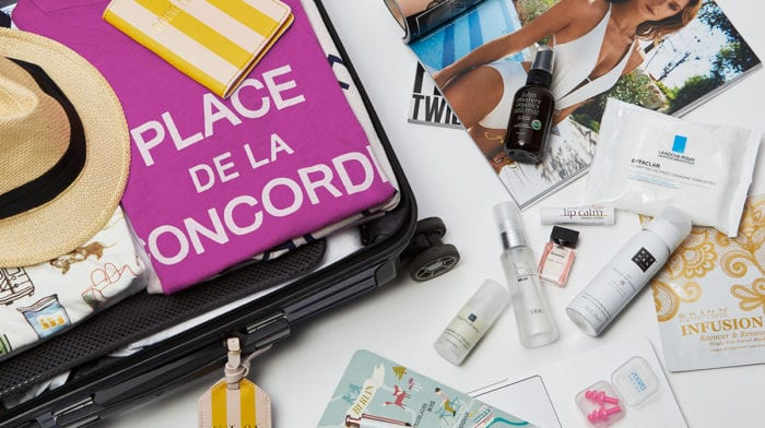 Fly Fabulously: Your Go-To Plane Beauty Bag