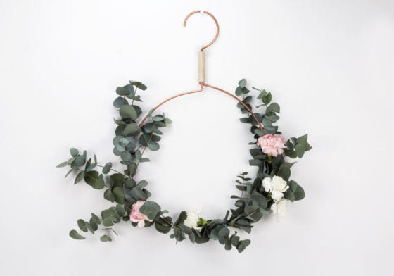 Interior DIY: Summer Wreath