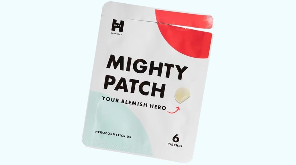 Save Your Skin with Hero Cosmetics Mighty Patch