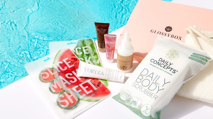 The Perfect Bare Face Routine with Our May GLOSSYBOX