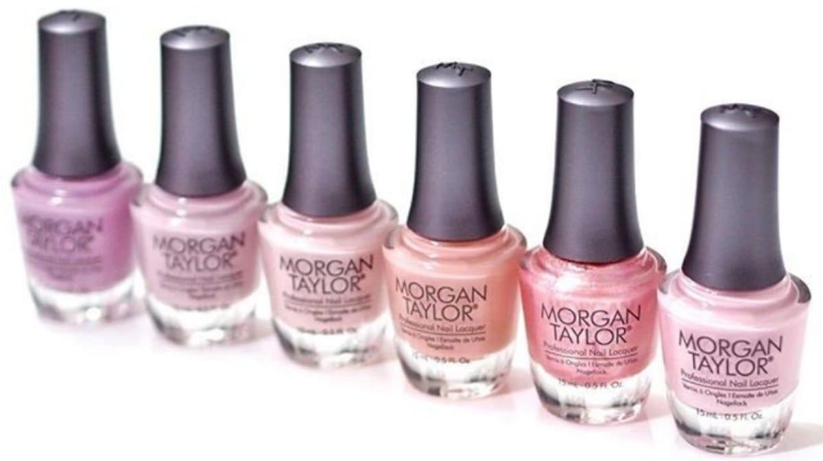 Morgan Taylor : The Crème de la Crème of Nail Color