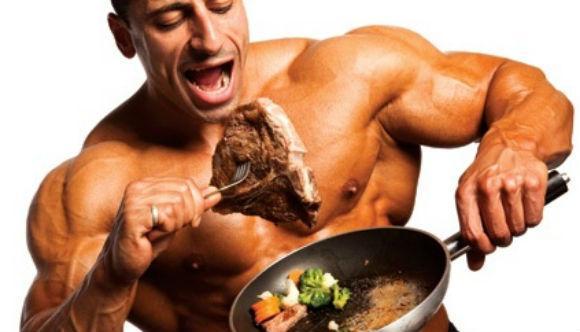 Testépítő étkezés